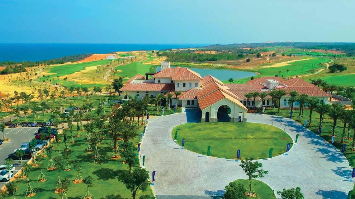 sân golf PGA tại novaworld phan thiết